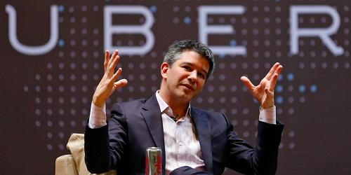 Uber thua lỗ gần 1,3 tỷ USD trong 6 tháng đầu năm - 1