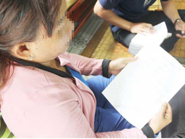 """2 năm bị bắt """"làm vợ"""" cho 3 người đàn ông Trung Quốc - 1"""