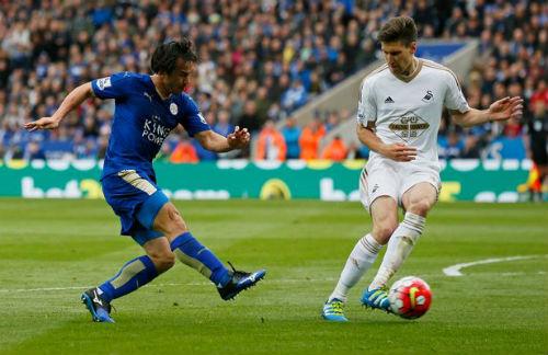 """Leicester – Swansea: """"Cáo"""" chờ thịt """"Thiên nga"""" - 1"""