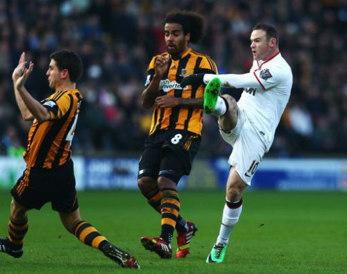 """Hull City – MU: """"Cưỡi"""" lên lưng """"Hổ"""" - 1"""