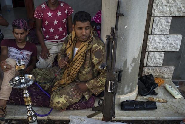 Cuộc sống ngột thở trong thành trì mới của IS tại Libya - 4