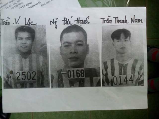 3 phạm nhân trốn khỏi trại giam như phim hành động - 1
