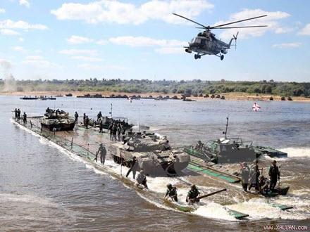 "Nga bất ngờ ""khai hỏa"" khiến Mỹ, NATO lo lắng - 1"