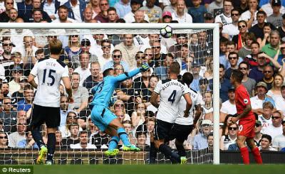 Chi tiết Tottenham – Liverpool: Những phút kịch tính (KT) - 6