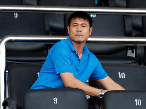 Bầu Hiển cười tươi, khen cả Hà Nội T&T lẫn Sài Gòn FC - 2
