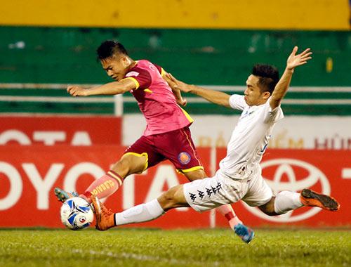 Bầu Hiển cười tươi, khen cả Hà Nội T&T lẫn Sài Gòn FC - 6