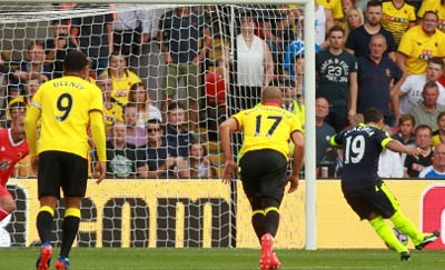 Chi tiết Watford – Arsenal: Thắng lợi đầu tiên (KT) - 3