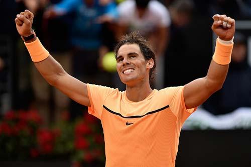"""Đánh US Open, Nadal ăn sô-cô-la """"phản khoa học"""" - 1"""