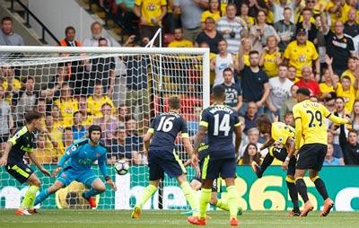 Chi tiết Watford – Arsenal: Thắng lợi đầu tiên (KT) - 6