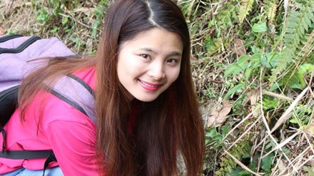 Cô gái người Dao giành học bổng 47.000 euro - 1