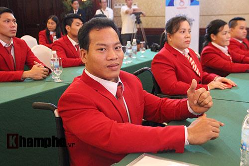 Việt Nam dự Paralympic 2016 noi gương Hoàng Xuân Vinh - 1