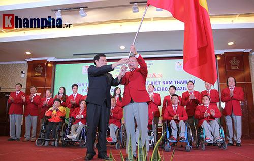 Việt Nam dự Paralympic 2016 noi gương Hoàng Xuân Vinh - 2