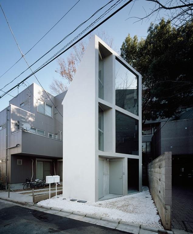 Những ngôi nhà siêu nhỏ, siêu đẹp của người Nhật - 3