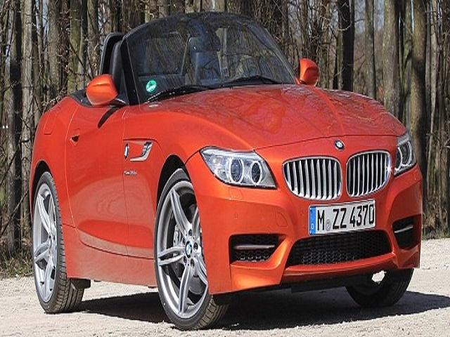 """BMW """"khai tử"""" mẫu BMW Z4 - 1"""