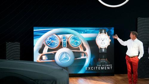 Ngắm du thuyền mặt đất Vision Mercedes-Maybach 6 coupe - 15