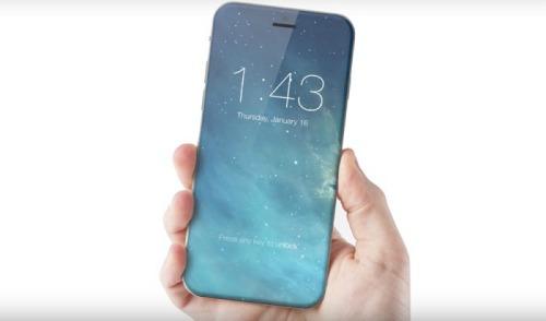 Apple chắc chắn sẽ bỏ phím Home trong iPhone 2017 - 1