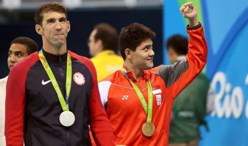 Tin thể thao HOT 28/8: Schooling sẽ phá kỷ lục của Phelps - 1