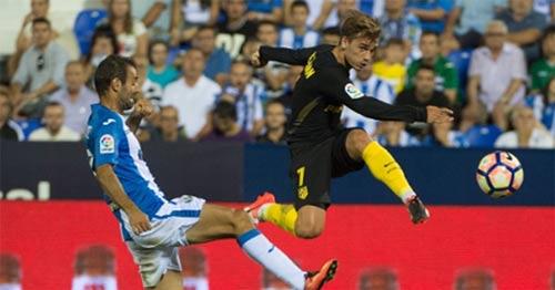 Leganes - Atletico Madrid: Bất bại gặp nhau - 1