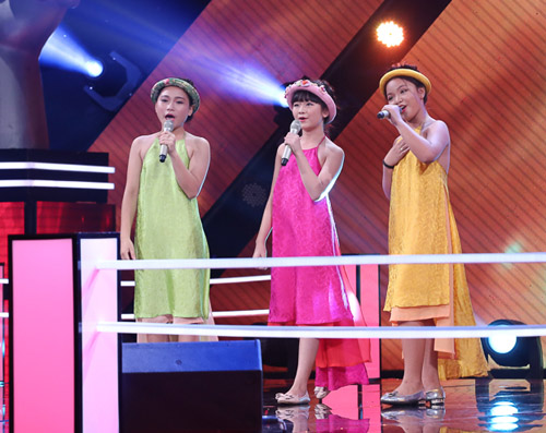 The Voice Kids: Đông Nhi căng thẳng đối đầu Noo Phước Thịnh - 1