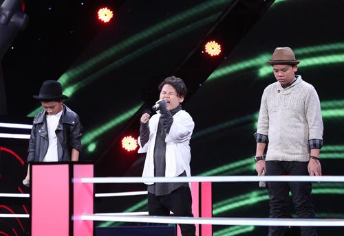 The Voice Kids: Đông Nhi căng thẳng đối đầu Noo Phước Thịnh - 4