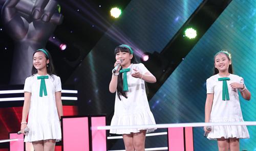 The Voice Kids: Đông Nhi căng thẳng đối đầu Noo Phước Thịnh - 5