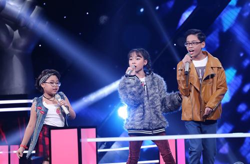 The Voice Kids: Đông Nhi căng thẳng đối đầu Noo Phước Thịnh - 6
