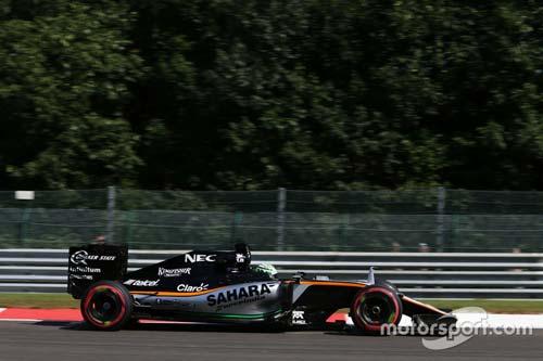F1, Phân hạng Belgian GP: Hứa hẹn đầy hấp dẫn - 2