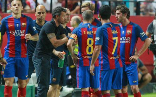 Bilbao - Barcelona: Cột mốc vĩ đại chờ Enrique - 1