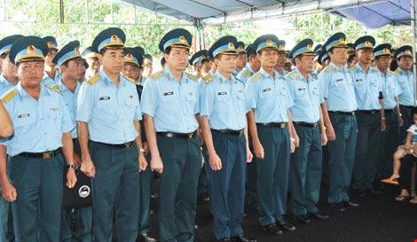 Vĩnh biệt Thiếu úy phi công Phạm Đức Trung - 3