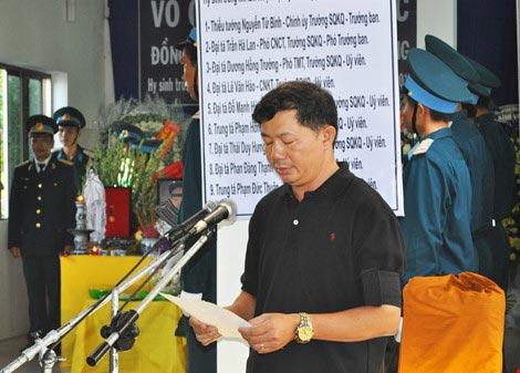 Vĩnh biệt Thiếu úy phi công Phạm Đức Trung - 5