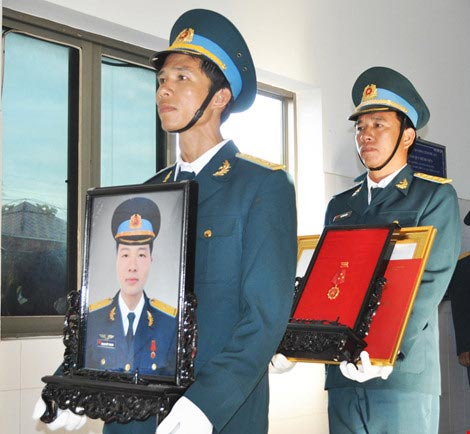 Vĩnh biệt Thiếu úy phi công Phạm Đức Trung - 7