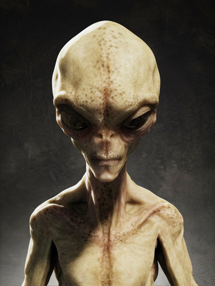 Công bố nghiên cứu mới về người ngoài hành tinh - 1