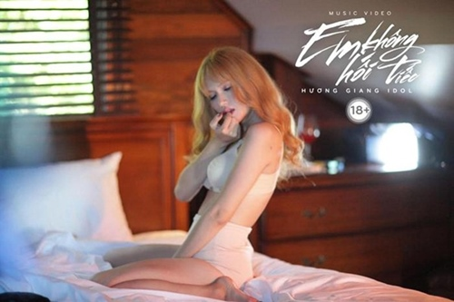 MV ca nhạc 18+: Gợi cảm hay gợi dục? - 1