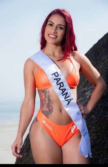 """""""Nóng"""" như dàn người đẹp Hoa hậu Siêu vòng 3 Brazil - 19"""