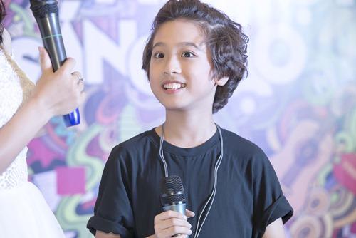 """""""Soái ca nhí"""" Idol Kids được cổ vũ khi hát hit của Sơn Tùng - 5"""