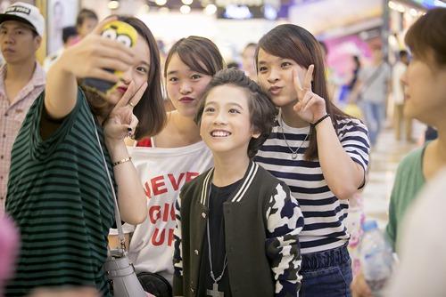 """""""Soái ca nhí"""" Idol Kids được cổ vũ khi hát hit của Sơn Tùng - 8"""
