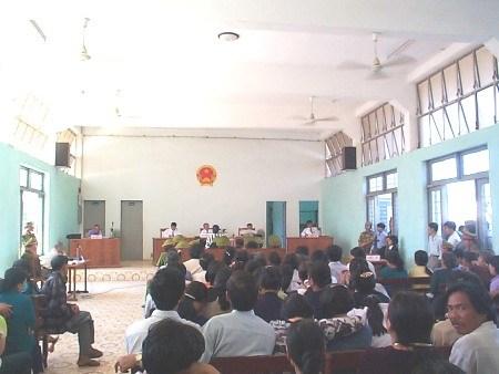 Huỳnh Văn Nén và nỗi ám ảnh trong hai phiên tòa - 3