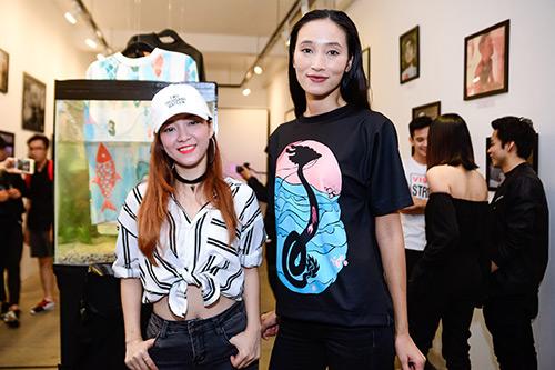 Chân dài Trang Khiếu ngâm váy áo trong… bể cá - 4