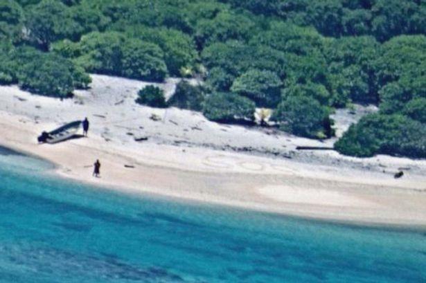Lạc trên hoang đảo 7 ngày, thoát nhờ gửi tín hiệu thô sơ - 4