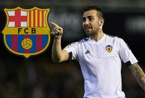 Tin chuyển nhượng ngày 28/8: Barca tăng giá mua Alcacer - 1