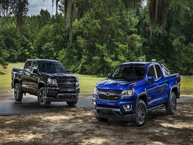 Chevrolet Colorado 2017 nâng cấp động cơ V6 mạnh hơn - 1