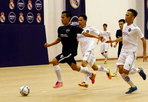 FC Thành Đồng xuất sắc đoạt vé đi Real Madrid - 4
