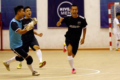 FC Thành Đồng xuất sắc đoạt vé đi Real Madrid - 5