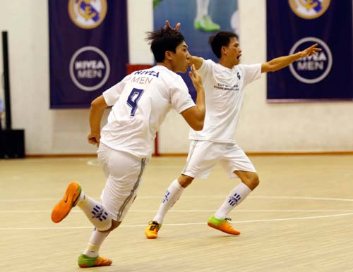 FC Thành Đồng xuất sắc đoạt vé đi Real Madrid - 7