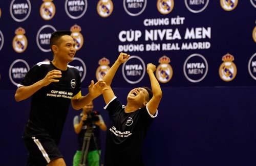 FC Thành Đồng xuất sắc đoạt vé đi Real Madrid - 8