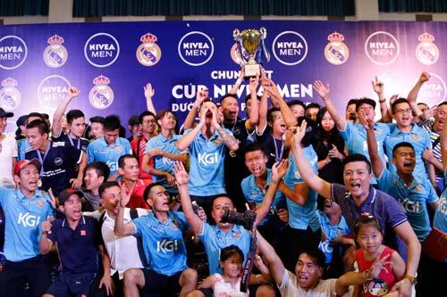 FC Thành Đồng xuất sắc đoạt vé đi Real Madrid - 13