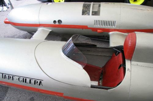 """""""Kinh hoàng"""" xe hơi kiểu ngư lôi có tốc độ gần 300 km/h - 5"""