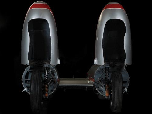 """""""Kinh hoàng"""" xe hơi kiểu ngư lôi có tốc độ gần 300 km/h - 8"""