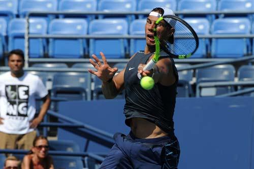US Open 2016: Nóng hừng hực trước giờ G - 5