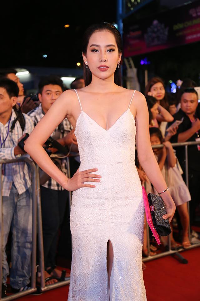 Sao Vbiz nô nức đổ về thảm đỏ Chung kết Hoa hậu VN - 5